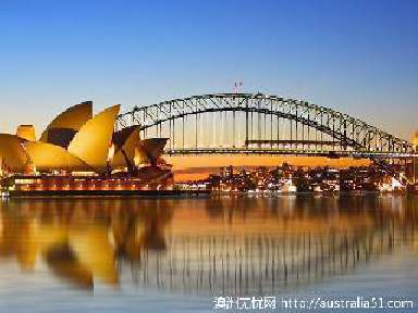 悉尼海港大桥(Sydney Harbour Bridge)