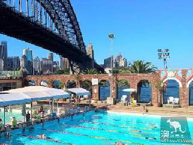 北悉尼奥林匹克游泳池(North Sydney Olympic Pool)